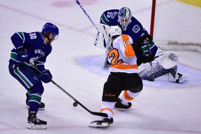 NHL | Vancouver Canucks at Philadelphia Flyers