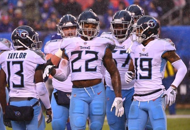 NFL   Washington Redskins (7-7) at Tennessee Titans (8-6)