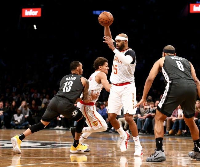 NBA | Atlanta Hawks at Brooklyn Nets