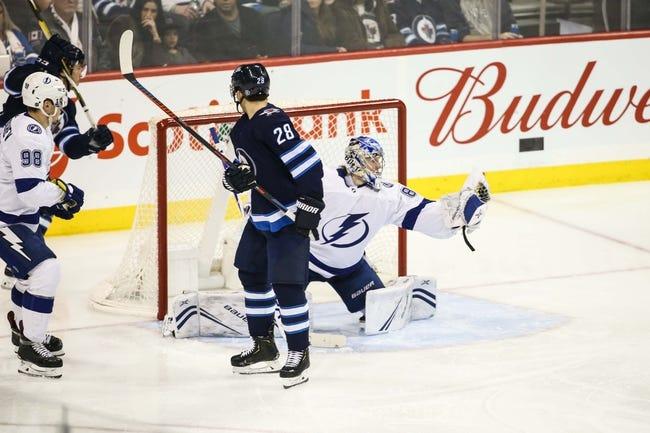 NHL | Winnipeg Jets at Tampa Bay Lightning
