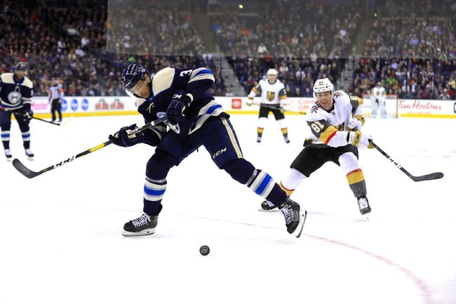 NHL | Columbus Blue Jackets at Vegas Golden Knights