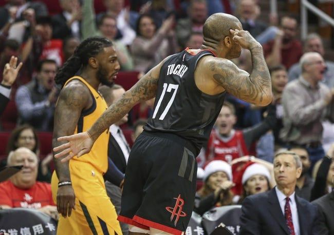 NBA | Houston Rockets at Utah Jazz