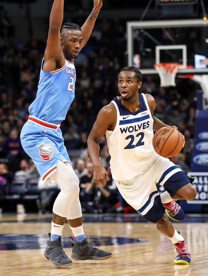 NBA | Sacramento Kings at Minnesota Timberwolves