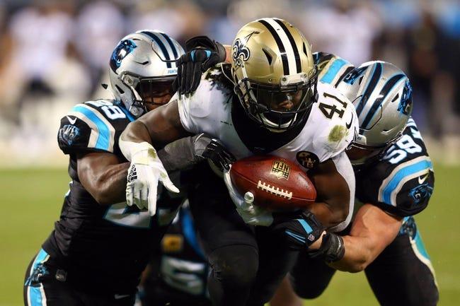 NFL | Carolina Panthers (6-9) at New Orleans Saints (13-2)