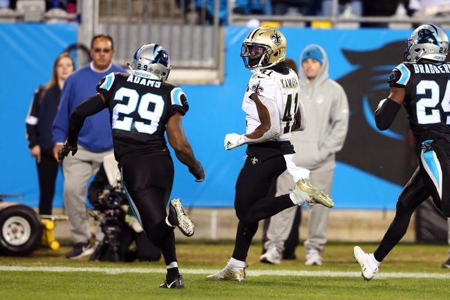 NFL | Carolina Panthers (6-9) at New Orleans Saints (13-2)