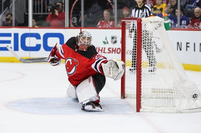 NHL | Toronto Maple Leafs at New Jersey Devils