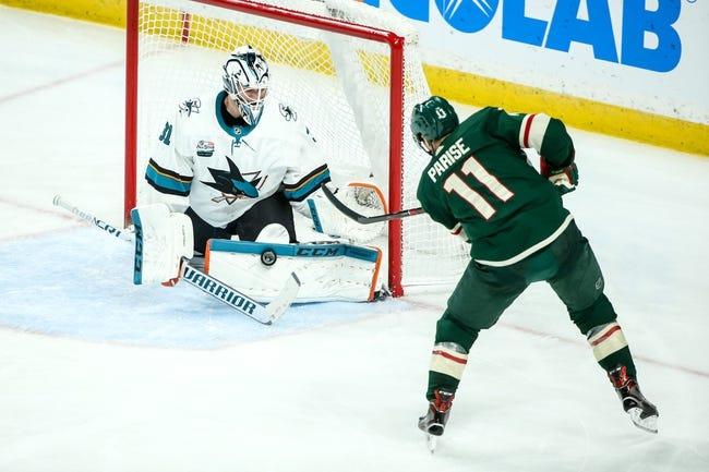 NHL | San Jose Sharks at Minnesota Wild