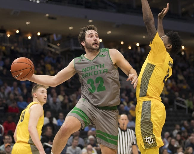 NCAA BB | North Dakota at Nebraska-Omaha