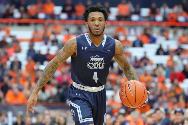 NCAA BB | Marshall Thundering Herd (7-6) at Old Dominion Monarchs (10-3)