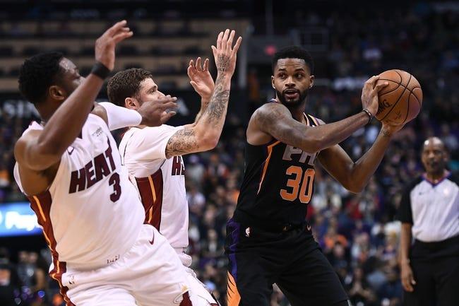NBA | Phoenix Suns at Miami Heat