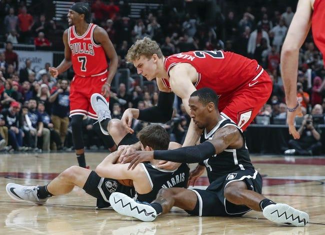NBA | Brooklyn Nets at Chicago Bulls
