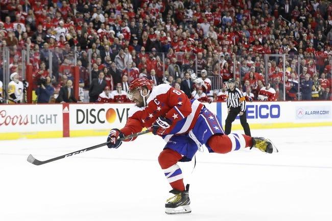 NHL | Buffalo Sabres (20-10-5) at Washington Capitals (20-10-3)