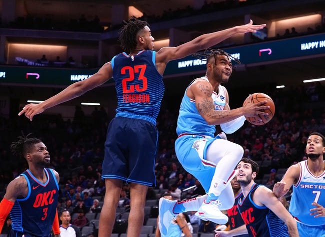 NBA | Sacramento Kings at Oklahoma City Thunder
