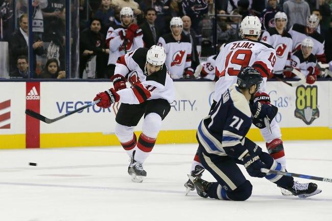 NHL | Columbus Blue Jackets at New Jersey Devils