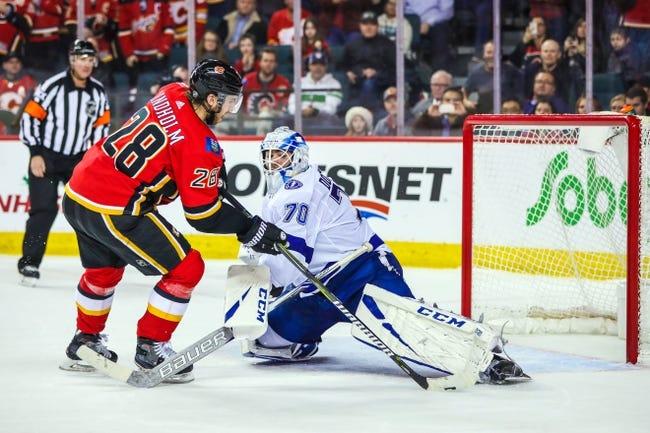 NHL | Calgary Flames at Tampa Bay Lightning