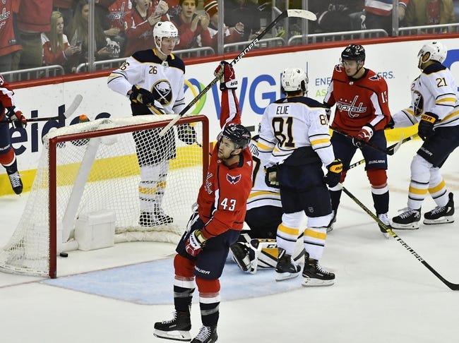 NHL | Washington Capitals at Buffalo Sabres
