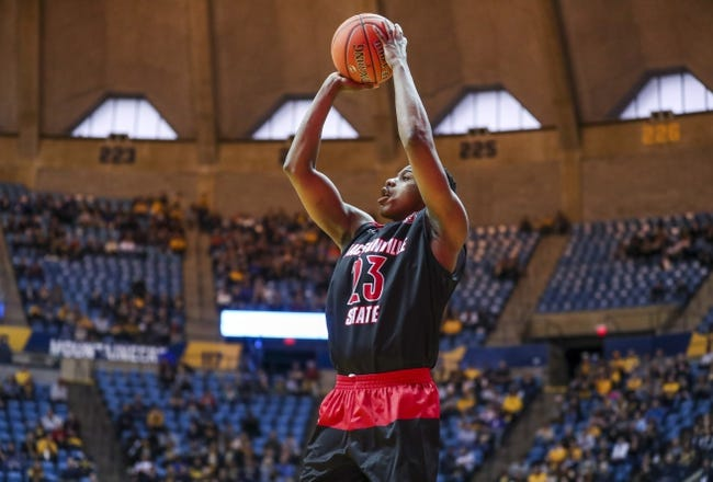 NCAA BB | Jacksonville State at Murray State