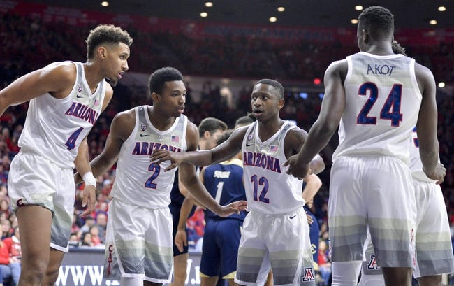 NCAA BB | Arizona - Utah