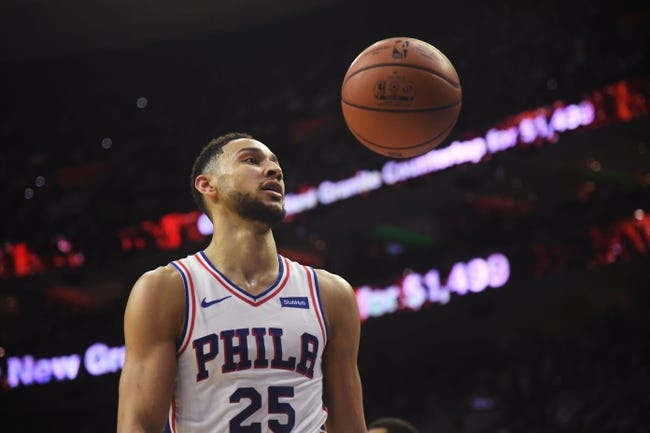 NBA | Toronto Raptors at Philadelphia 76ers