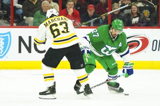 NHL | Carolina Hurricanes at Boston Bruins