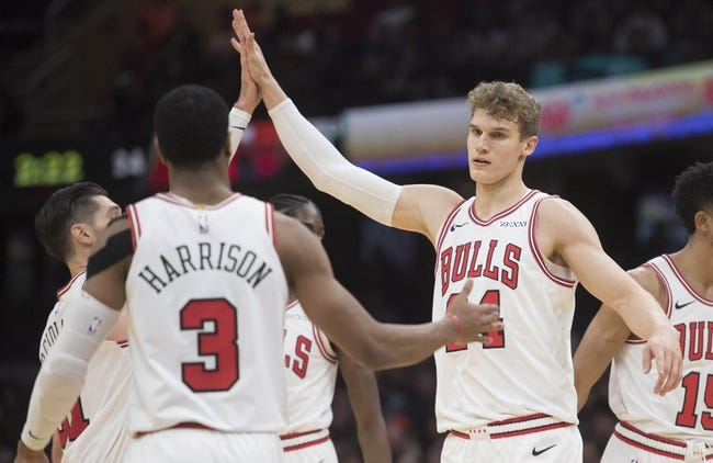 NBA | Chicago Bulls at Cleveland Cavaliers