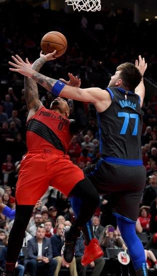 NBA | Portland Trail Blazers at Dallas Mavericks