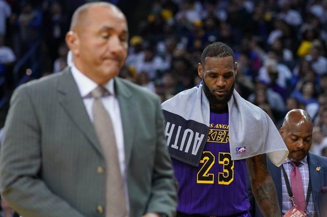 NBA | L.A. Lakers - New York Knicks