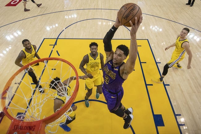 NBA | Golden State Warriors at L.A. Lakers