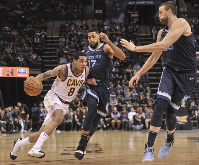 NBA | Memphis Grizzlies at Cleveland Cavaliers