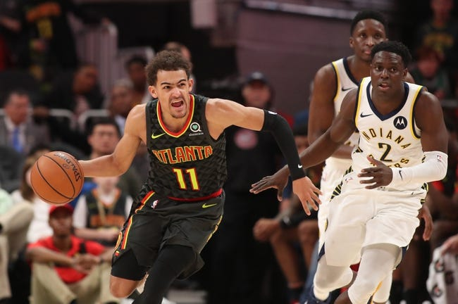 NBA | Atlanta Hawks (11-24) at Indiana Pacers (24-12)