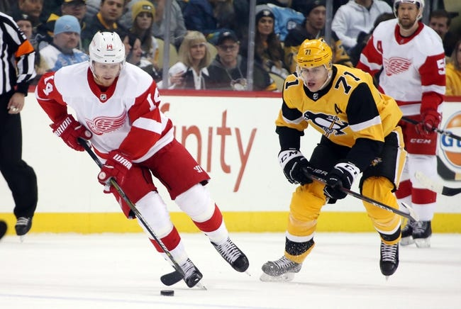NHL | Pittsburgh Penguins at Detroit Red Wings