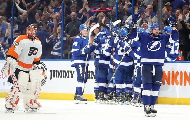 NHL | Tampa Bay Lightning at Philadelphia Flyers