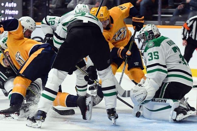 NHL | Dallas Stars at Nashville Predators