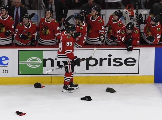 NHL | Chicago Blackhawks at Minnesota Wild