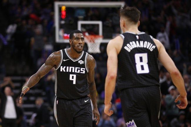 NBA | Sacramento Kings (19-16) at Los Angeles Lakers (20-16)
