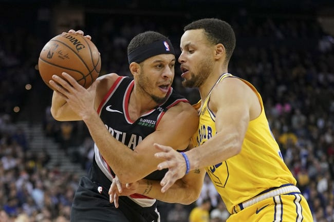 NBA | Golden State Warriors (23-13) at Portland Trail Blazers (20-15)