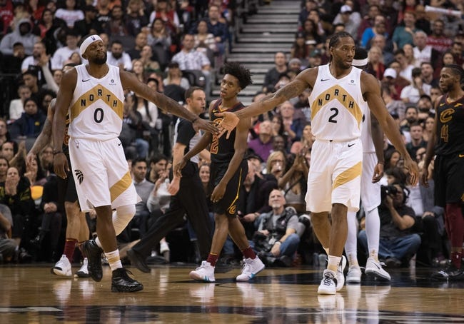 NBA | Toronto Raptors at Cleveland Cavaliers