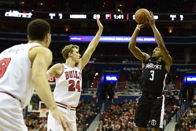 NBA | Washington Wizards at Chicago Bulls
