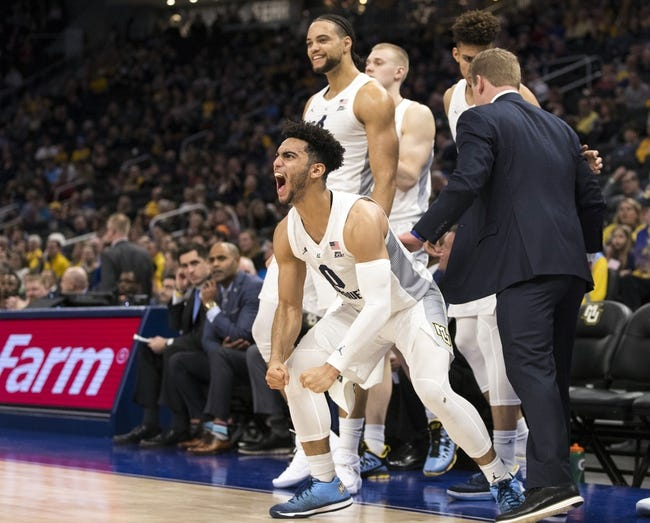 NCAA BB | Xavier at Marquette