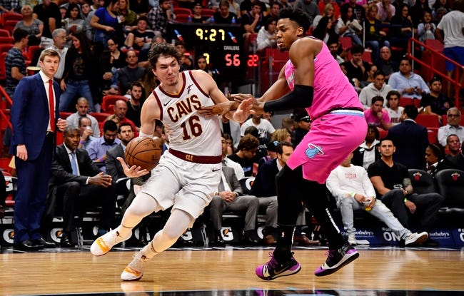 NBA | Miami Heat (17-18) at Cleveland Cavaliers (8-29)