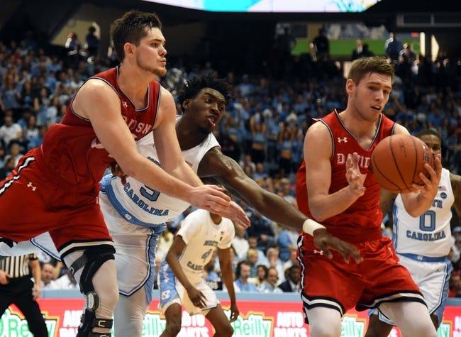 NCAA BB | Davidson at Rhode Island