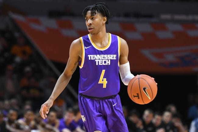 NCAA BB | Morehead State at Tennessee Tech