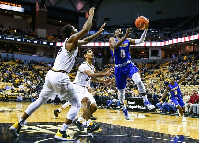 NCAA BB   Tennessee State at Morehead State