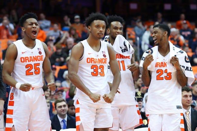 NCAA BB | Notre Dame - Syracuse