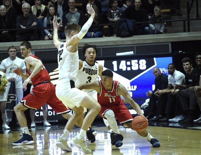 NCAA BB | Belmont - Tennessee Tech