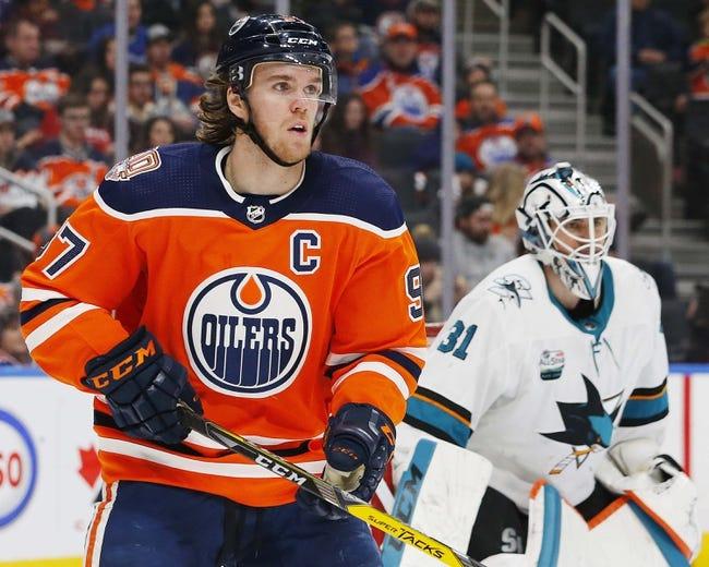 NHL | Edmonton Oilers at San Jose Sharks