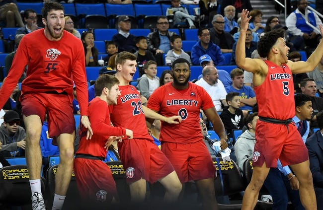 NCAA BB | Liberty at N.J.I.T.