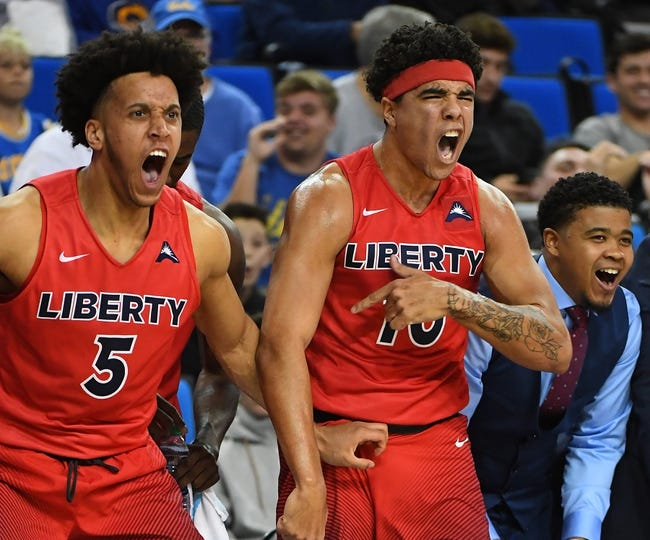 NCAA BB | Jacksonville at Liberty