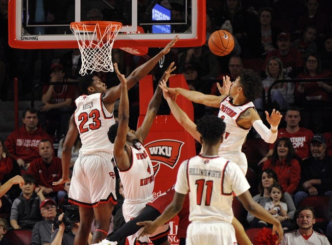 NCAA BB | UTSA at Western Kentucky