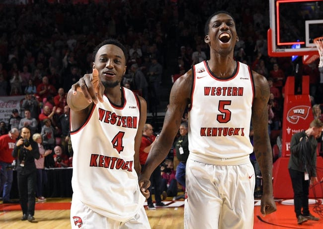 NCAA BB | Western Kentucky at Middle Tennessee